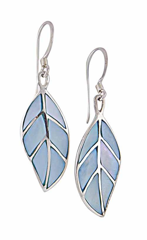 Leaf Design Earrings