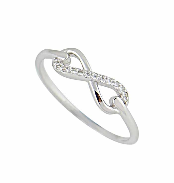 p silver m sterling co fashion rings shane ring infinity