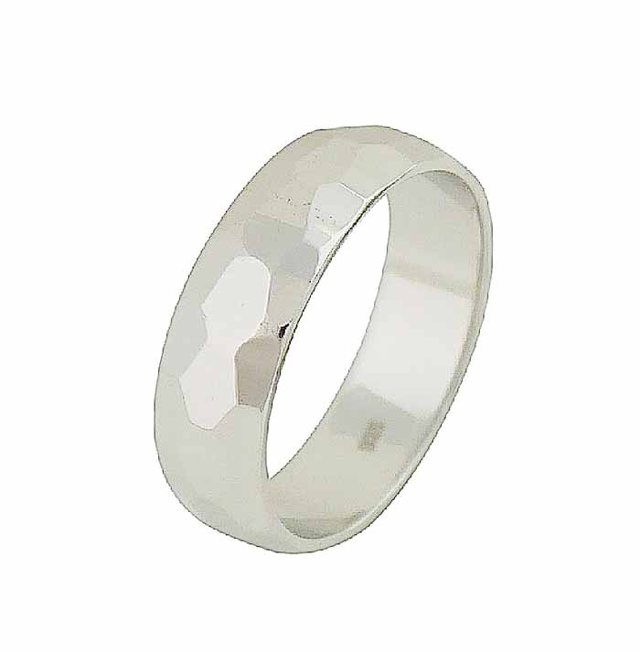 Architecture Silver Ring