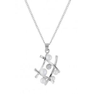 Geometry Pendant Necklace