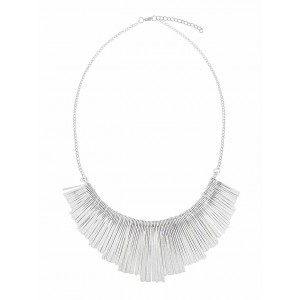 Tassels Design Collar Necklace