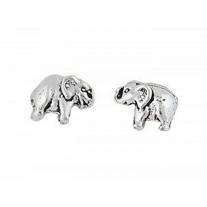 Small Elephant Stud - 7mm