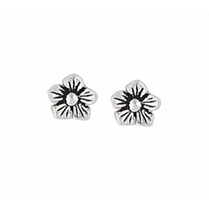 Small Flower Stud - 5mm