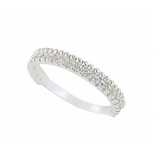 Eternity Silver Ring