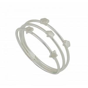 Star Struck Silver Ring