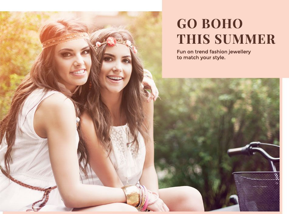 Go Boho This Summer