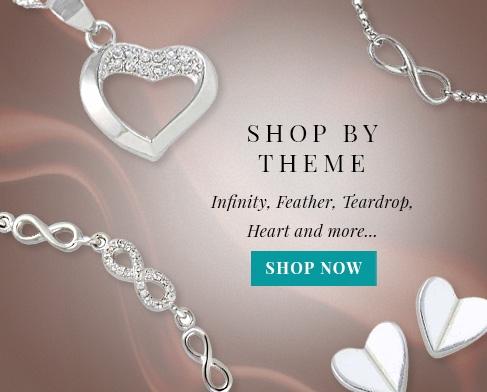 Heart and Infinity Jewellery