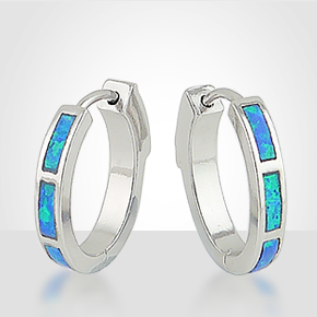 Lab Opal Jewellery