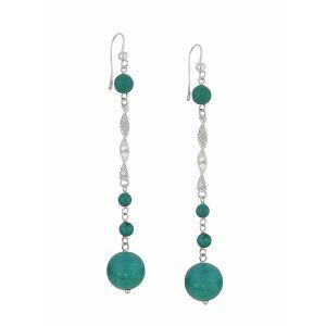 Turquoise Belle Drop Earrings