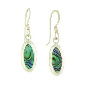 Abalone Reflection Earrings