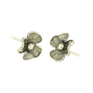 Time to Bloosom Silver Studs