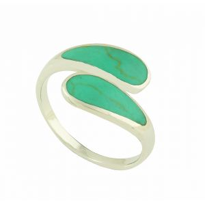 Turquoise Togetherness Ring