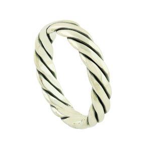 Rewind Sterling Silver Ring