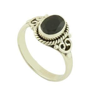 Black Onyx Lotti Ring