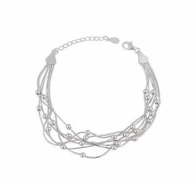 Silver Bracelets for the New Fashion Season