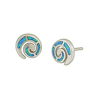 Sterling Silver Studs for Daytime Glamour