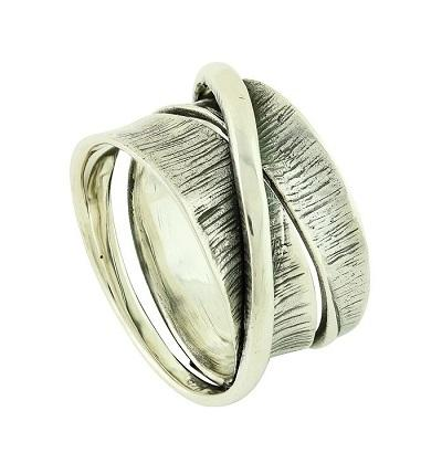 The Heavyweights of Silver Ring Fashion